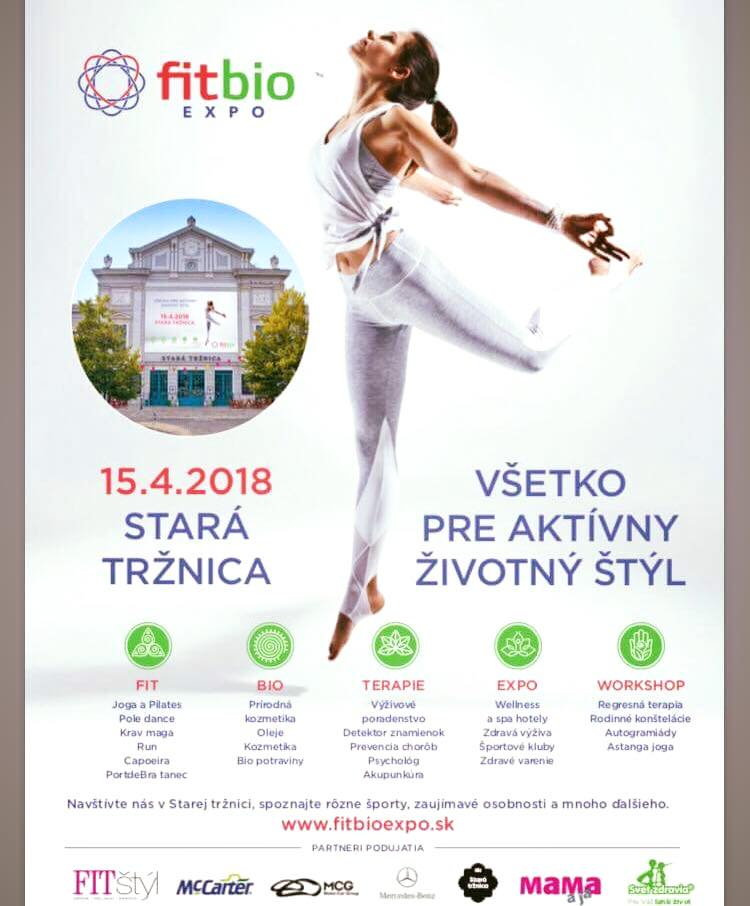 Bosotopánky leguano na FitBioExpo