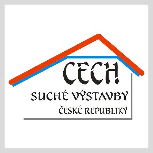 Logo cech suché výstavby