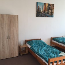 2 apartmány pro 2-6 osob