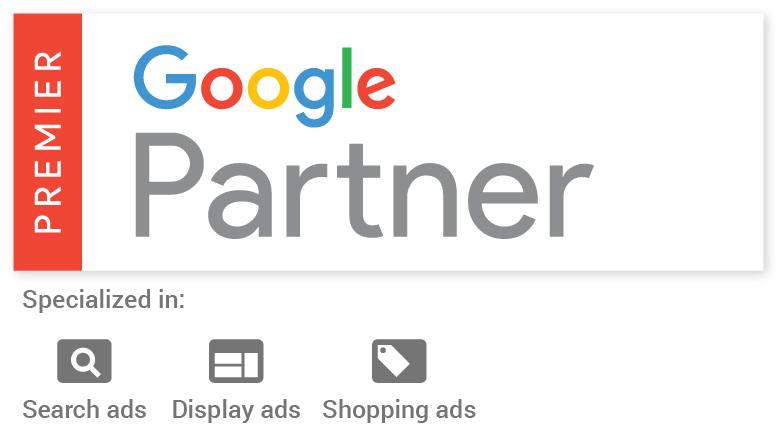 premier google logo