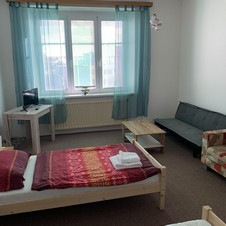 2 apartmány pro 2-4 osoby