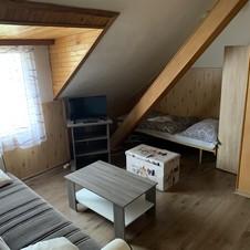 2 apartmány pro 2-3 osoby