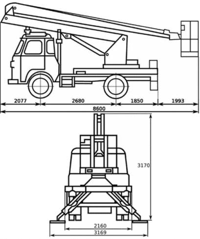 plošina mp16