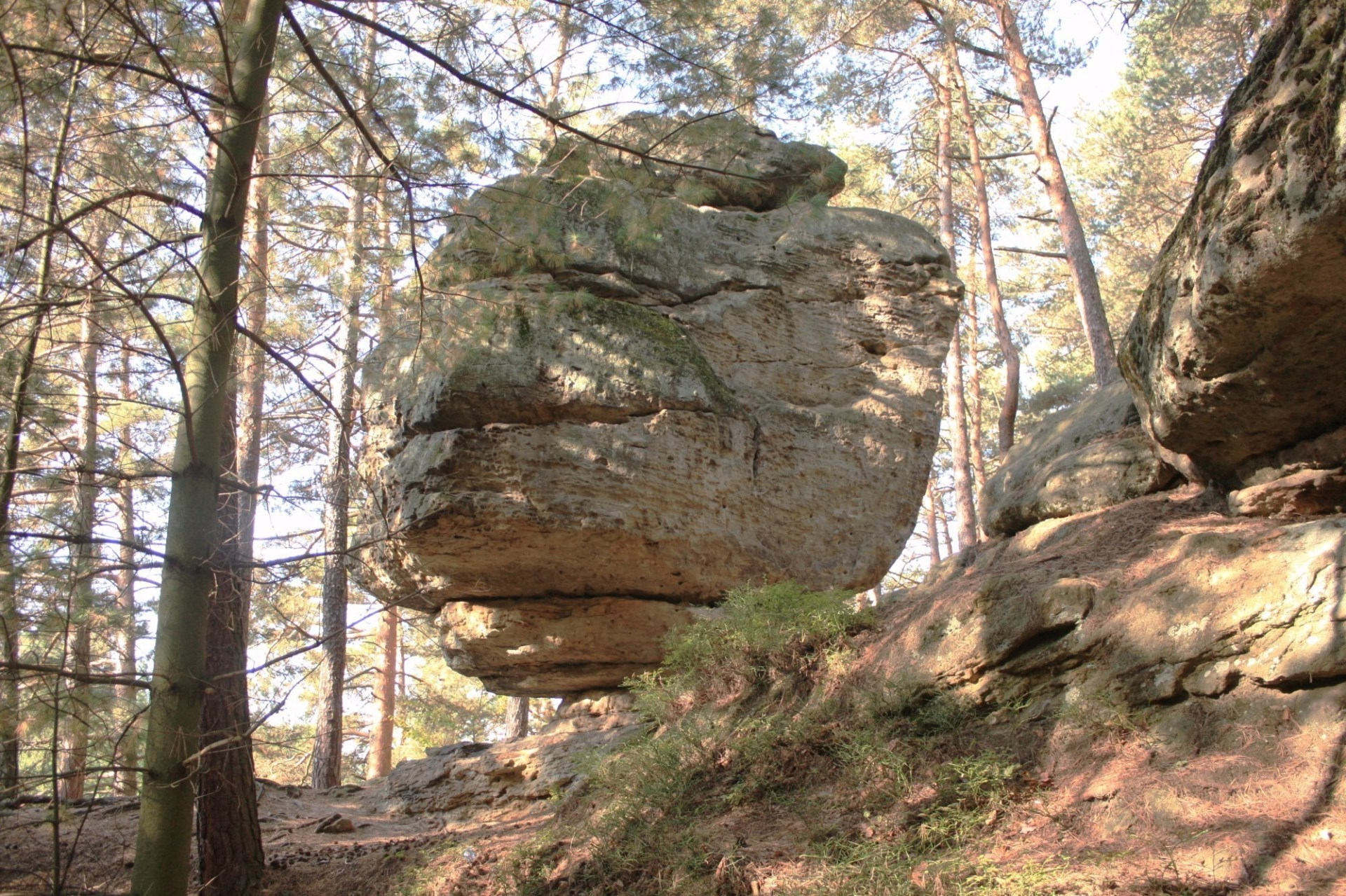 budislavske skaly