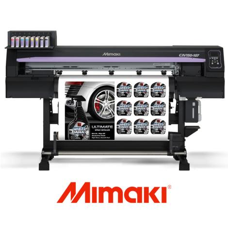 Tiskárna Mimaki pro tisk samolepek