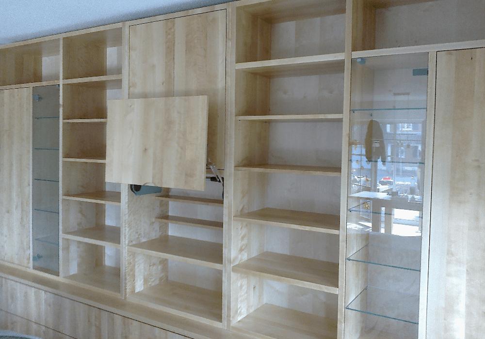 Jelínek-Vestavěné skříně