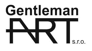 Sitotisková tiskárna Gentleman Art