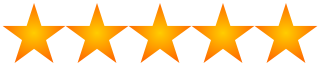 5 hvezdiček
