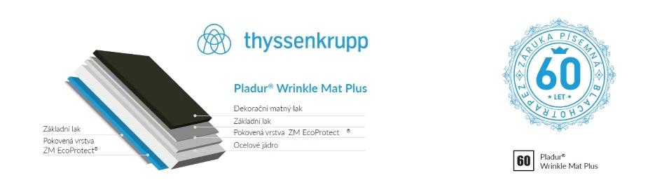 Pladur® Wrinkle Mat Plus